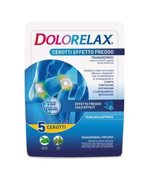 Picture of DOLORELAX CEROTTI EFF.FREDDO X 5 347900