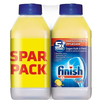 Picture of FINISH CURA LAVASTOVIGLIE LEMON 250 ML X 2
