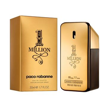 Immagine di PACO RABANNE ONE MILLION UOMO EDT 50.SPR