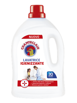 Picture of Chante Clair laundry liquid igienizzante 30 washes 1500 ml