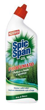 Picture of Spic & Span gel wc profumato aria di bosco 750 ml