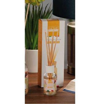 Picture of Diffusore con midollini lime & ginger 30 ml