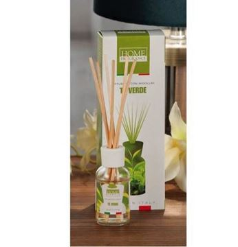 Picture of Diffusore con midollini tè verde 30 ml