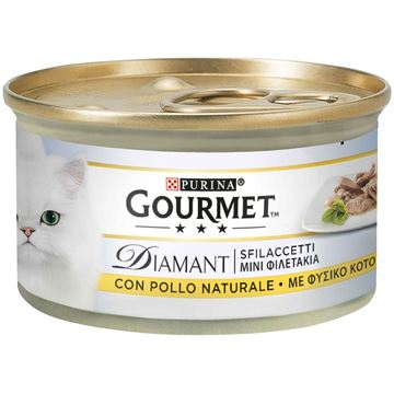 Picture of FRISKIES GOURMET DIAMANT POLLO G 85