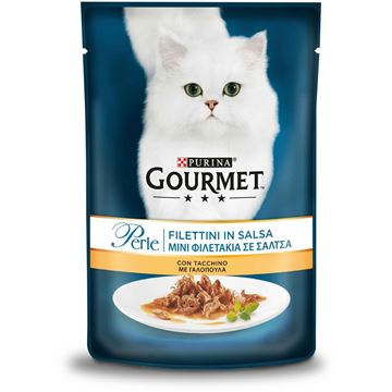 Picture of FRISKIES GOURMET PERLE BUSTA TACCHINO
