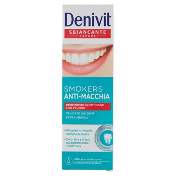 Immagine di DENIVIT DENTIFRICIO SMOKERS PER FUMATORI ML 50