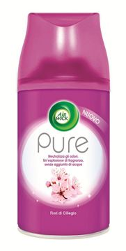 Immagine di AIR WICK DEOD. FRESH MATIC RIC. PURE FIORI CILIEGIO
