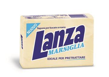 Picture of LANZA SAPONE MARSIGLIA GR.250 BIANCO
