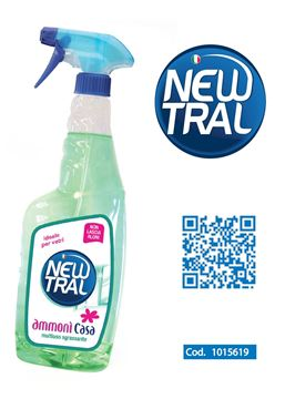 Picture of NEUTRAL AMMONIACA CASA SPRAY 750 ML.