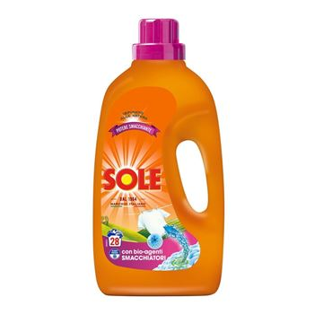 Picture of SOLE LIQUID LAUNDRY WITH VANISH 28 MEAS.
