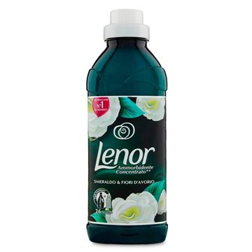 Picture of LENOR FABRIC SOFTENER CONC. EMERALD IVORY 650 ML