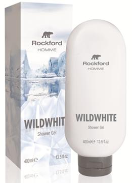 Picture of Rockford shower gel Wildwhite 200 ml