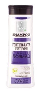 Immagine di Nanì bio shampoo fortificante capelli normali 300 ml