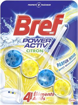 Picture of BREF POWER WC BALLS LEMON 4 IN 1