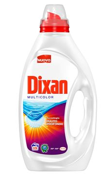 Picture of Dixan liquid laundry colors 19 washes