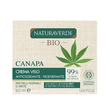 Immagine di Naturaverde bio crema viso antiossidante rigenerante 50 ml