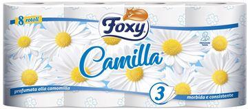 Picture of FOXY CARTA IGIEN.CAMILLA 3 VELI PROF.X 8