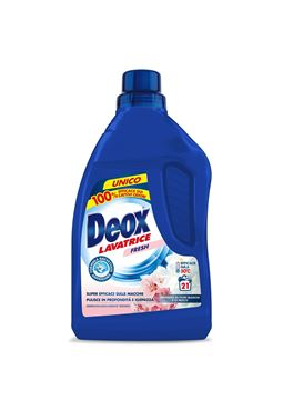 Picture of DEOX LAUNDRY LIQUID 21 MIS. FRESHNESS