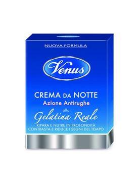 Immagine di VENUS CREMA VISO ANTIRUGHE NOTTE GELATINA