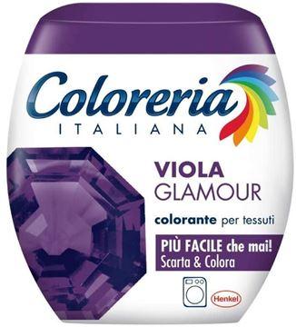 Immagine di Coloreria Italiana viola