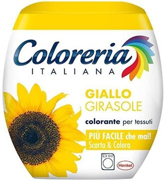 Picture of COLORERIA ITALIANA NEW YELLOW SUNFLOWER