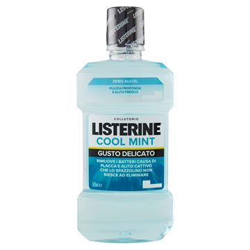 Picture of LISTERINE COLLUT COOL MINT GUSTO DELICATO 500 ML