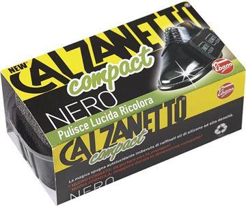 Picture of CALZANETTO SPUGNA AUTOLUCID.NERO CCN