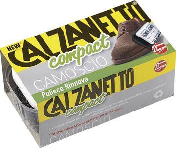 Picture of CALZANETTO SPUGNA PER CAMOSCIO CCC