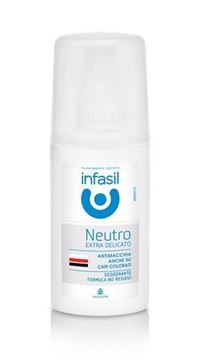 Picture of INFASIL STAIN-RESISTANT VAPO NO GAS DEOD. 70 ML