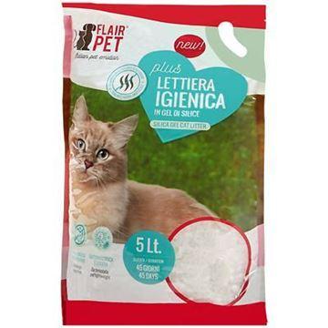 Picture of Lettiera igienica in silicio 5 l
