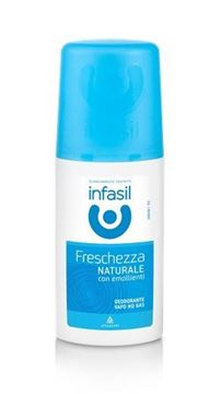 Picture of INFASIL NATURAL FRESHNESS VAPO NO GAS DEOD. 70 ML