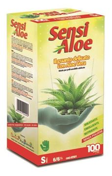 Picture of GUANTI SENSI ALOE VERA X 100 PICCOLO