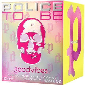 Picture of POLICE GOODVIBES DONNA  EDT 40 SPR