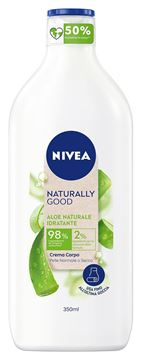 Immagine di NIVEA NATURALLY GOOD CREMA CORPO 350 ML ALOE 83354