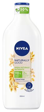Immagine di NIVEA NATURALLY GOOD CREMA CORPO 350 ML AVENA 83359