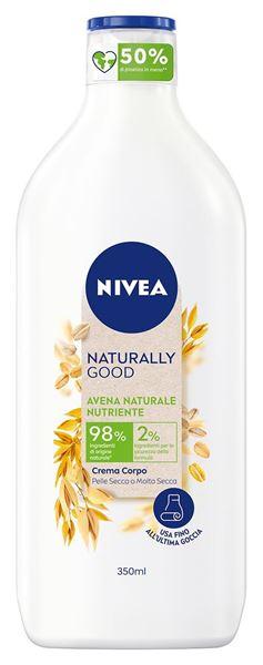 Picture of NIVEA NATURALLY GOOD CREMA CORPO 350 ML AVENA 83359