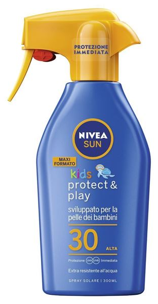 Picture of NIVEA SOL LATTE KIDS SPR FP30 300 80450