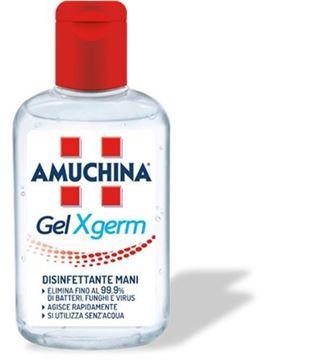 Immagine di Amuchina gel mani disinfettante 80 ml