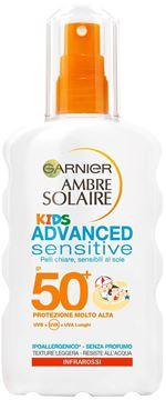 garnier-ambre solaire-kids advanced sensitive-50+