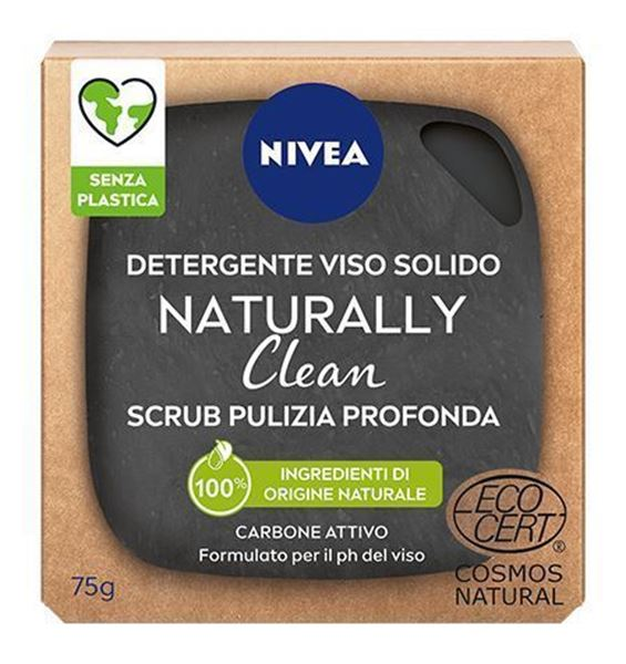 nivea-scrub pulizia profonda-carbone attivo