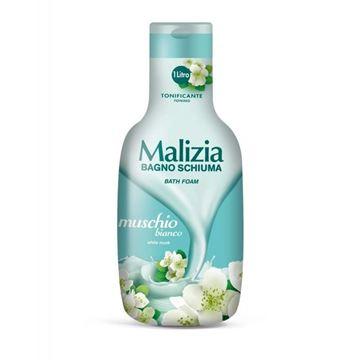 malizia bagno ml-1000 muschio bianco