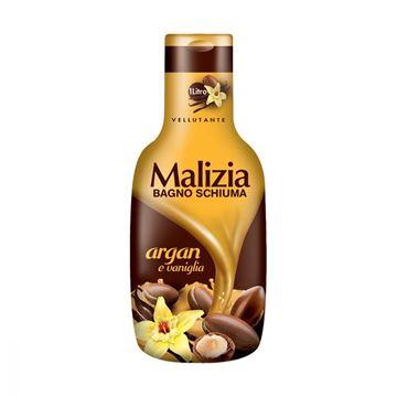 malizia bagno ml-1000 argan e vaniglia