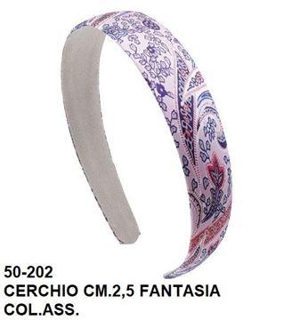 Immagine di CERCHIETTO CM 02,5 RASO 50-202
