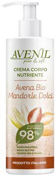 Picture of AVENIL CREMA CORPO NUTR LATTE AVENA E MANDORLE  ML 400
