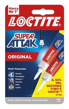 Picture of ATTAK SUPER TUBETTO G 4 + 4 BIPACCO