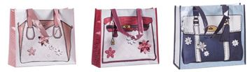 Picture of BORSA SPESA 40310 FRANCESE 43X15X37